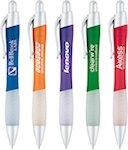 Curvaceous Translucent Pens